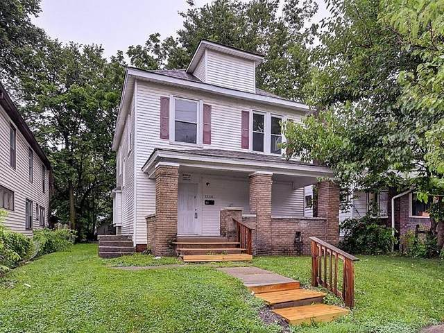 3550 N Illinois Street, Indianapolis, IN 46208 (MLS #21712249) :: The Indy Property Source