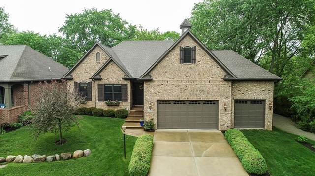 14486 Jeffrey Court, Carmel, IN 46032 (MLS #21712252) :: Heard Real Estate Team | eXp Realty, LLC