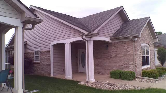 1303 Eastfield Drive, Crawfordsville, IN 47933 (MLS #21712257) :: Heard Real Estate Team | eXp Realty, LLC