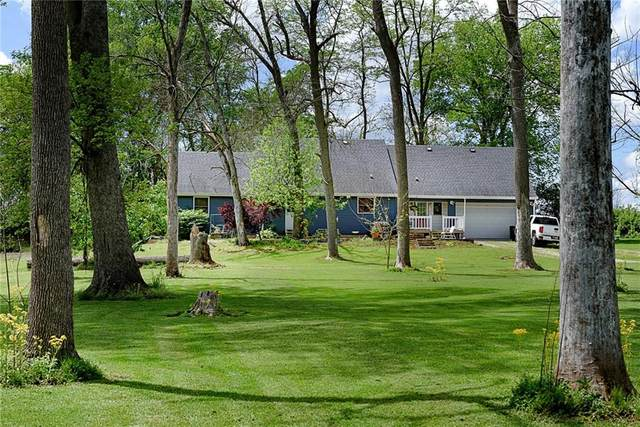 336 S 300 W, Greenfield, IN 46140 (MLS #21712268) :: AR/haus Group Realty