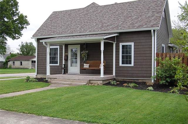 189 F Street NE, Linton, IN 47441 (MLS #21712277) :: Mike Price Realty Team - RE/MAX Centerstone