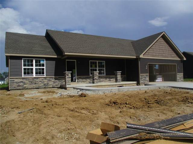 132 Crestwood Avenue, Crawfordsville, IN 47933 (MLS #21712284) :: Heard Real Estate Team | eXp Realty, LLC