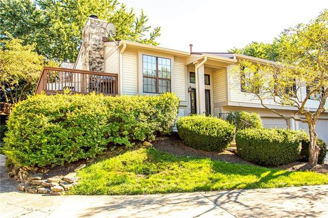 9569 Bay Vista West Drive, Indianapolis, IN 46250 (MLS #21712293) :: The ORR Home Selling Team