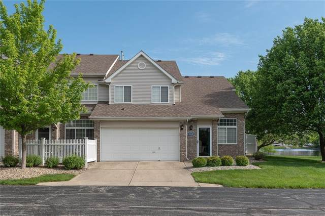 11449 Enclave Boulevard, Fishers, IN 46038 (MLS #21712295) :: The Evelo Team