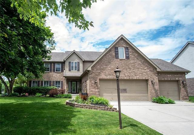 11798 Silverado Drive, Fishers, IN 46038 (MLS #21712298) :: The Evelo Team