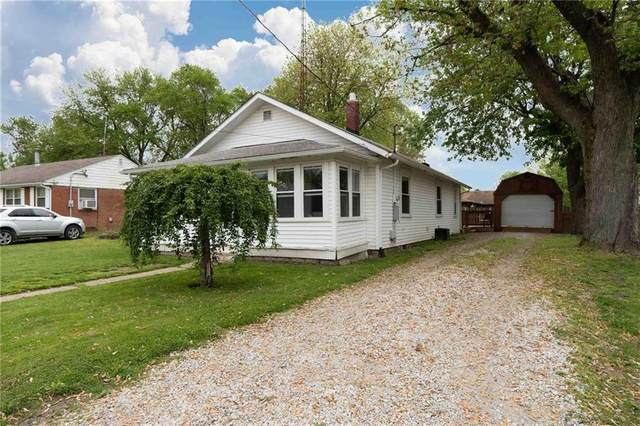 1404 S Luick Avenue, Muncie, IN 47302 (MLS #21712300) :: Heard Real Estate Team | eXp Realty, LLC