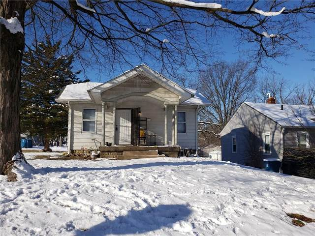 862 S Worth Avenue, Indianapolis, IN 46241 (MLS #21712303) :: David Brenton's Team