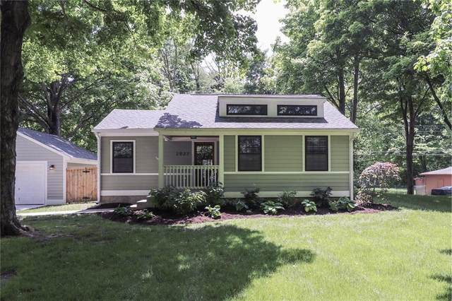 2027 E 80th Street, Indianapolis, IN 46240 (MLS #21712307) :: Heard Real Estate Team | eXp Realty, LLC