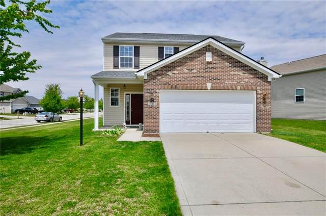 15453 Old Pond Circle, Noblesville, IN 46060 (MLS #21712310) :: The Evelo Team