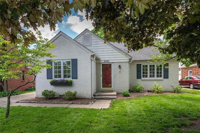 5680 N Delaware Street, Indianapolis, IN 46220 (MLS #21712316) :: Heard Real Estate Team | eXp Realty, LLC
