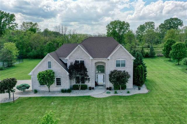 16286 Remington Drive, Fishers, IN 46037 (MLS #21712317) :: The Evelo Team