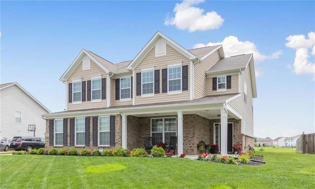 7159 N Laredo Drive, Mccordsville, IN 46055 (MLS #21712326) :: The Indy Property Source