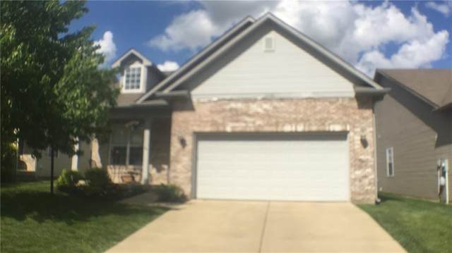 6884 Harbour Woods Overlook, Noblesville, IN 46062 (MLS #21712329) :: The Indy Property Source
