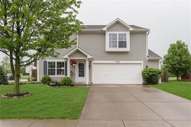 17202 Puntledge Drive, Westfield, IN 46062 (MLS #21712333) :: The Indy Property Source