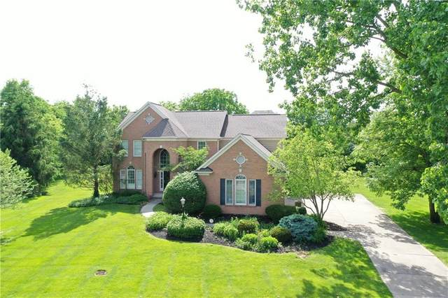 2810 Circle Court, Carmel, IN 46032 (MLS #21712340) :: Anthony Robinson & AMR Real Estate Group LLC