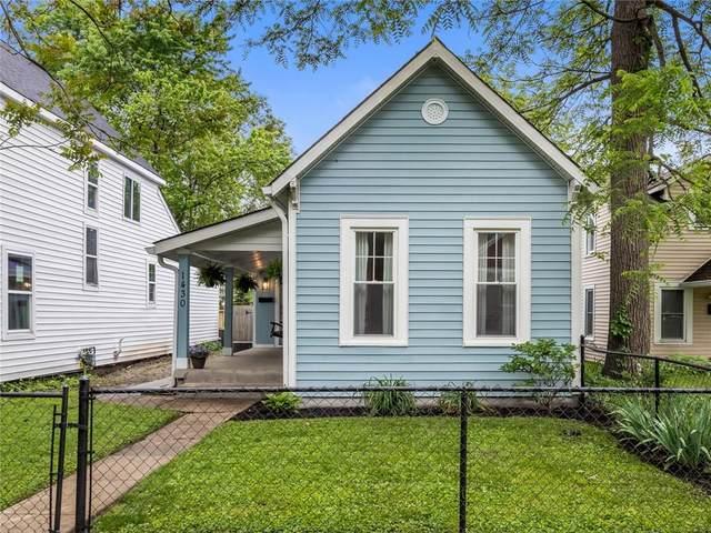 1430 Laurel Street, Indianapolis, IN 46203 (MLS #21712345) :: AR/haus Group Realty
