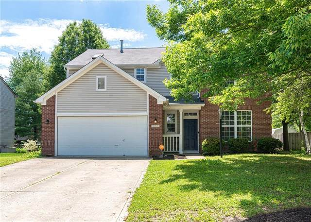 12117 E Harvest Glen Drive, Indianapolis, IN 46229 (MLS #21712349) :: The Indy Property Source