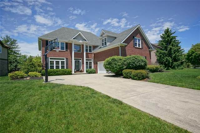 10716 Windermere Boulevard, Fishers, IN 46037 (MLS #21712352) :: Mike Price Realty Team - RE/MAX Centerstone