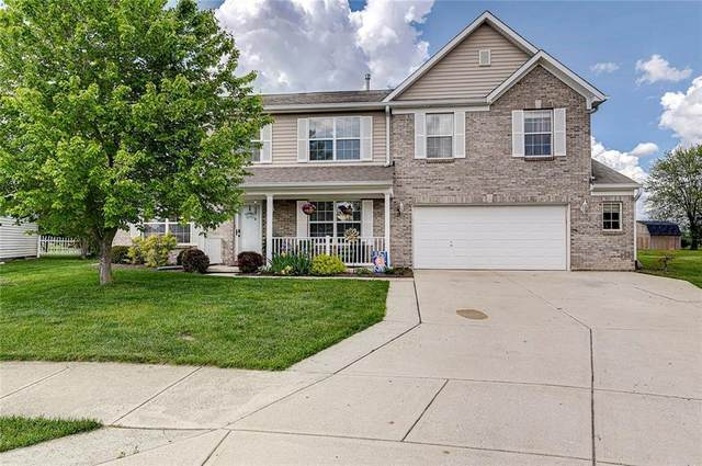 5072 Gunston Lane, Plainfield, IN 46168 (MLS #21712354) :: The Evelo Team