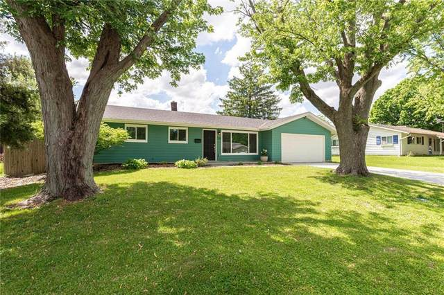 136 York Drive, Carmel, IN 46032 (MLS #21712357) :: Heard Real Estate Team | eXp Realty, LLC