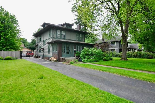 5365 Central Avenue, Indianapolis, IN 46220 (MLS #21712373) :: Heard Real Estate Team | eXp Realty, LLC