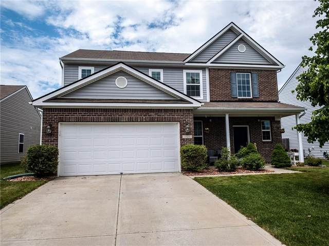 15215 Fallen Leaves Lane, Noblesville, IN 46060 (MLS #21712388) :: Mike Price Realty Team - RE/MAX Centerstone