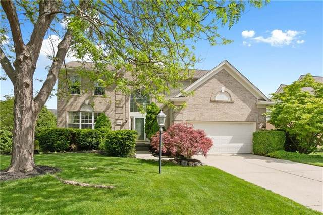 12416 Springbrooke Run, Carmel, IN 46033 (MLS #21712394) :: Heard Real Estate Team | eXp Realty, LLC