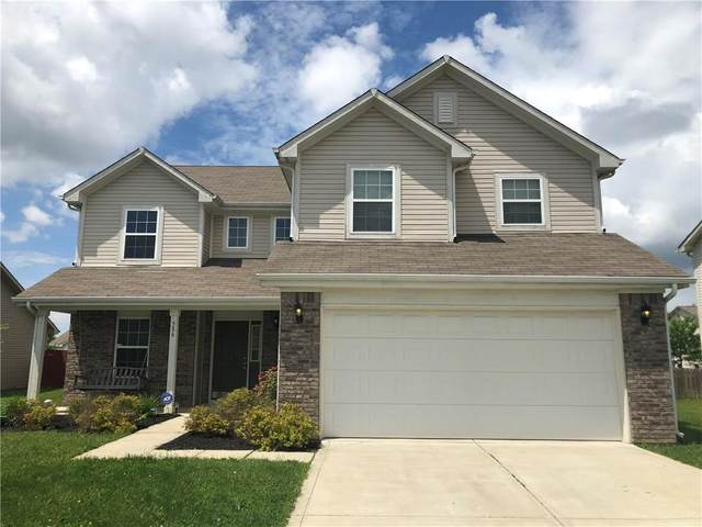 586 Mozart Drive, Greenfield, IN 46140 (MLS #21712398) :: Heard Real Estate Team | eXp Realty, LLC