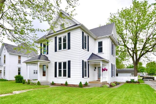1536 S J Street, Elwood, IN 46036 (MLS #21712403) :: Mike Price Realty Team - RE/MAX Centerstone