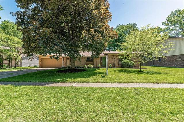 8201 Taunton Road, Indianapolis, IN 46260 (MLS #21712434) :: Heard Real Estate Team | eXp Realty, LLC
