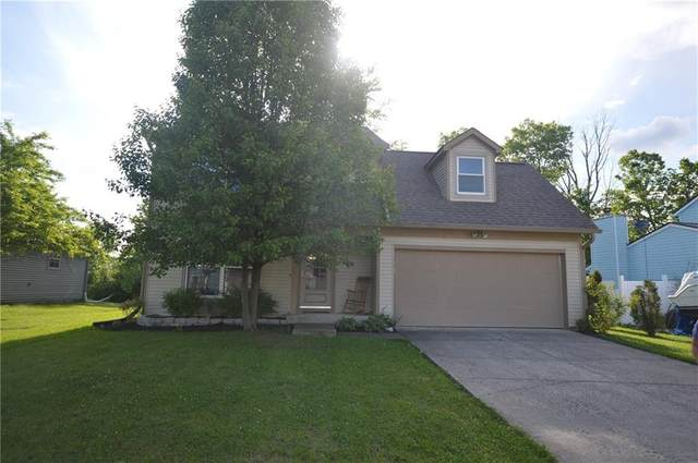 1744 Beckenbauer Lane, Indianapolis, IN 46214 (MLS #21712439) :: David Brenton's Team