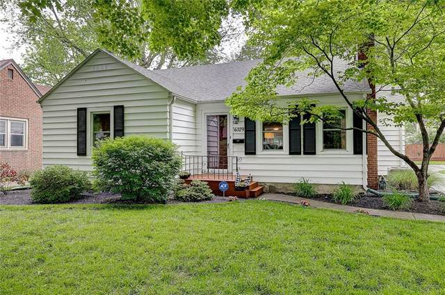 6029 Indianola Avenue, Indianapolis, IN 46220 (MLS #21712443) :: AR/haus Group Realty