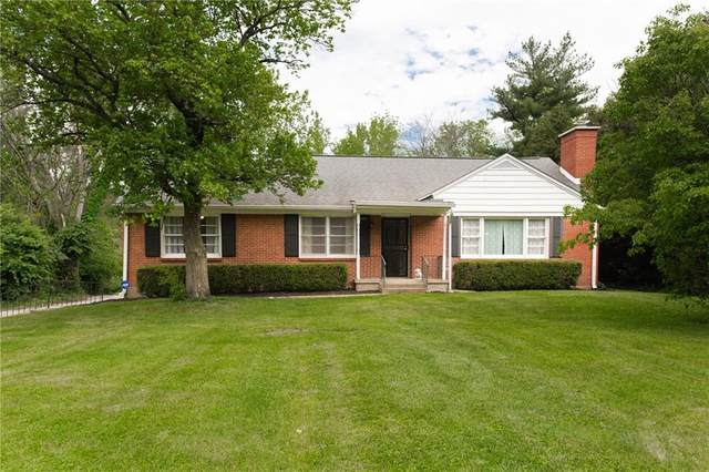 860 Kessler Boulevard West Drive, Indianapolis, IN 46228 (MLS #21712444) :: Heard Real Estate Team | eXp Realty, LLC