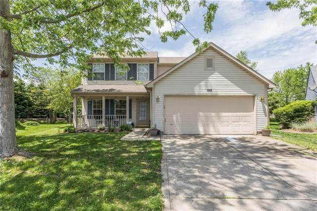 8534 Country Meadows Drive, Indianapolis, IN 46234 (MLS #21712454) :: David Brenton's Team