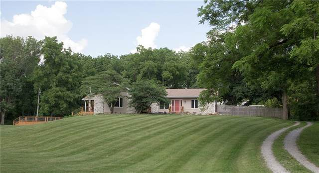 5277 N County Road 825 E, Coatesville, IN 46121 (MLS #21712458) :: Mike Price Realty Team - RE/MAX Centerstone