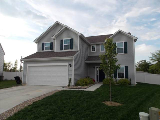 7508 Pippen Court, Camby, IN 46113 (MLS #21712461) :: Heard Real Estate Team | eXp Realty, LLC