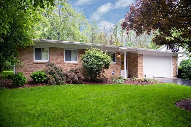 7030 Doris Drive, Indianapolis, IN 46214 (MLS #21712467) :: The Indy Property Source