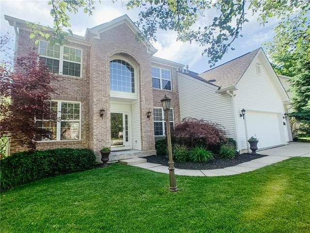 13854 Barberry Court, Carmel, IN 46033 (MLS #21712477) :: The Indy Property Source