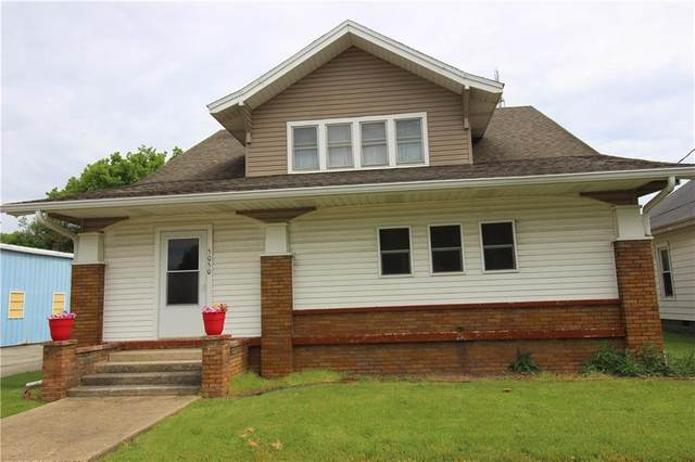 5050 E Washington Street, Straughn, IN 47387 (MLS #21712491) :: The Indy Property Source