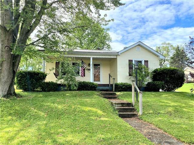 415 W Madison Street, Alexandria, IN 46001 (MLS #21712493) :: The ORR Home Selling Team