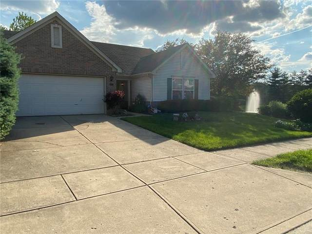 7114 Sycamore Run Drive, Indianapolis, IN 46237 (MLS #21712497) :: Heard Real Estate Team | eXp Realty, LLC