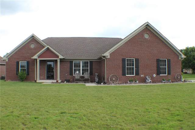 1224 Paul Revere Drive, Mooresville, IN 46158 (MLS #21712505) :: The Indy Property Source