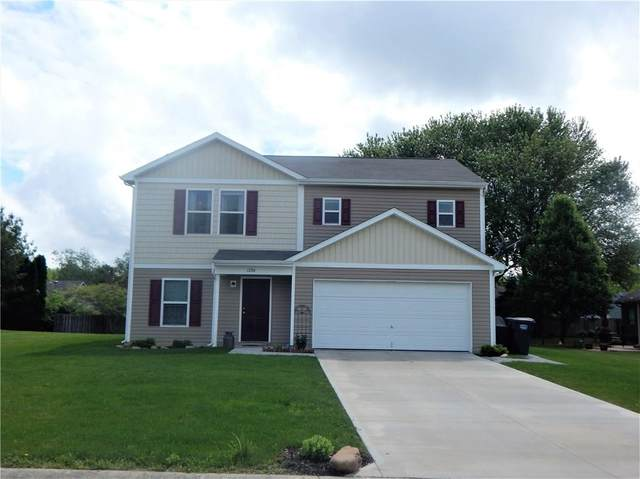 1204 Oregon Way, Anderson, IN 46011 (MLS #21712511) :: The ORR Home Selling Team