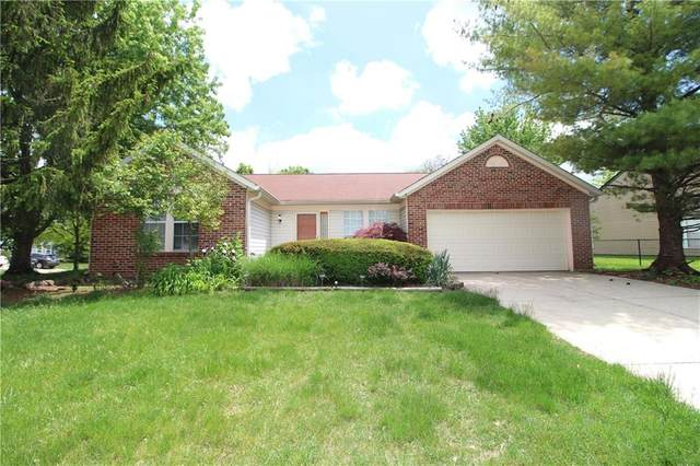 5951 Portillo Place, Indianapolis, IN 46254 (MLS #21712514) :: Heard Real Estate Team | eXp Realty, LLC