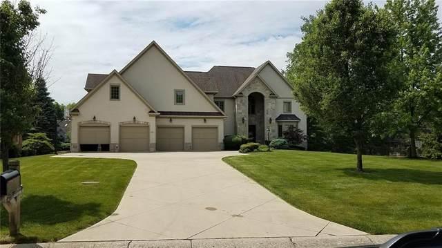 7231 Oak Cove Lane, Noblesville, IN 46062 (MLS #21712515) :: Heard Real Estate Team   eXp Realty, LLC