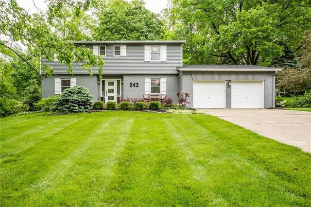 243 Brierley Way, Carmel, IN 46032 (MLS #21712518) :: The Indy Property Source