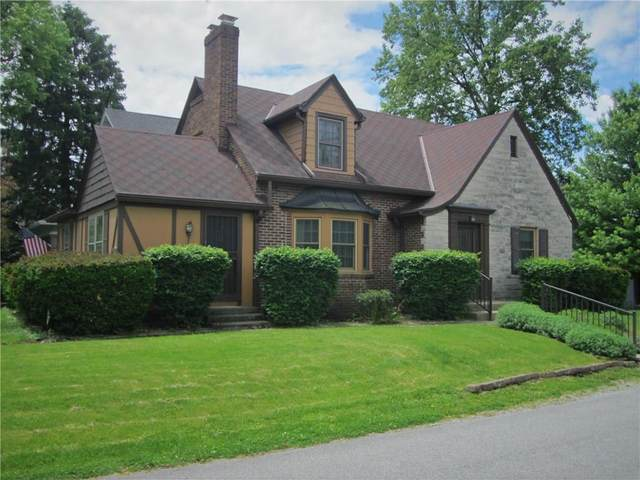 836 N Layman Avenue, Indianapolis, IN 46219 (MLS #21712526) :: The Indy Property Source