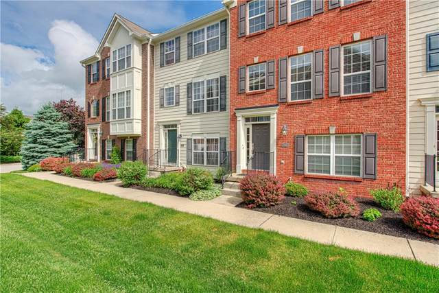9081 Rider Drive, Fishers, IN 46038 (MLS #21712530) :: Richwine Elite Group