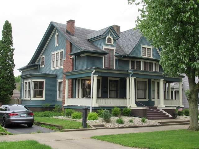 213 W Washington Street, Shelbyville, IN 46176 (MLS #21712540) :: Heard Real Estate Team | eXp Realty, LLC