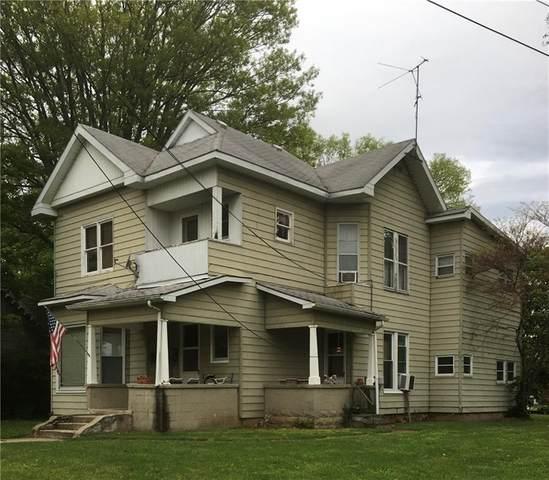 116 W Pine Street, Knightstown, IN 46148 (MLS #21712548) :: The ORR Home Selling Team
